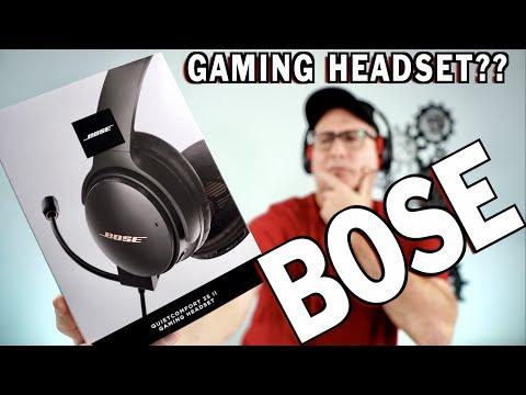 BOSE Gaming Headset!!