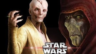 Does Snoke Know Darth Plagueis's Ability to CREATE LIFE? - Star Wars Theory Explained