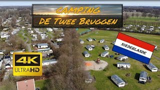 Vorstellung Campingplatz De Twee Bruggen Niederlande 2018