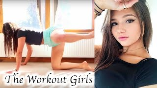 The Workout Girls: Beautiful muscle train girls in the world. Prote...