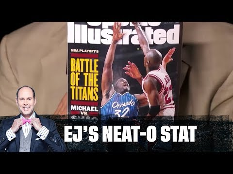 EJ's Neat-O Stat: Sports Illustrated 1995