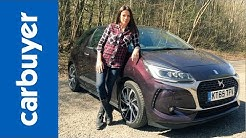 New 2016 DS 3 hatchback in-depth review – Carbuyer – Ginny Buckley