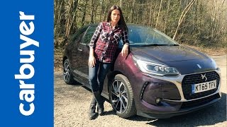 DS 3 hatchback 2016 review - Carbuyer