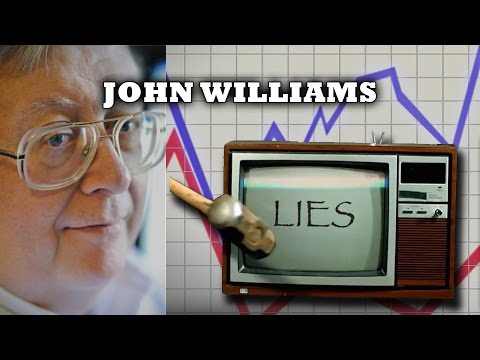 Government Lies so much this is an Orwellian Nightmare - John Williams Interview