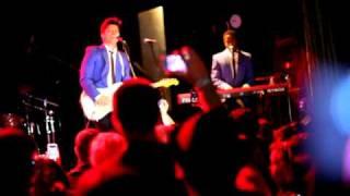 Bruno Mars - Grenades (Live from Bowery Ballroom)