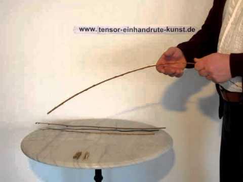 Tensor-Einhandrute-7 Einhandrute selbst bauen. - YouTube