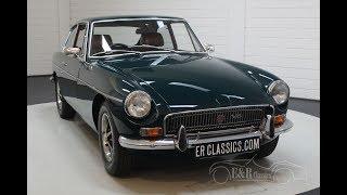 MGB GT V8 Costello 1972 -VIDEO- www.ERclassics.com