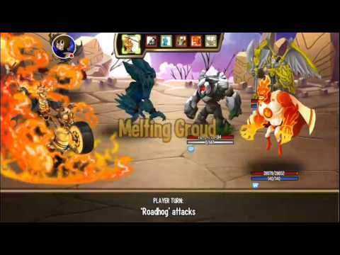 Legendary Fight!- Monster Legends