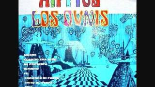 Los Ovnis-Mi Protesta (Hippies)