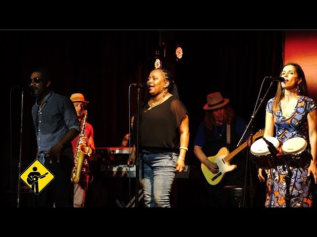 Biko | Playing For Change Band | Live in New York