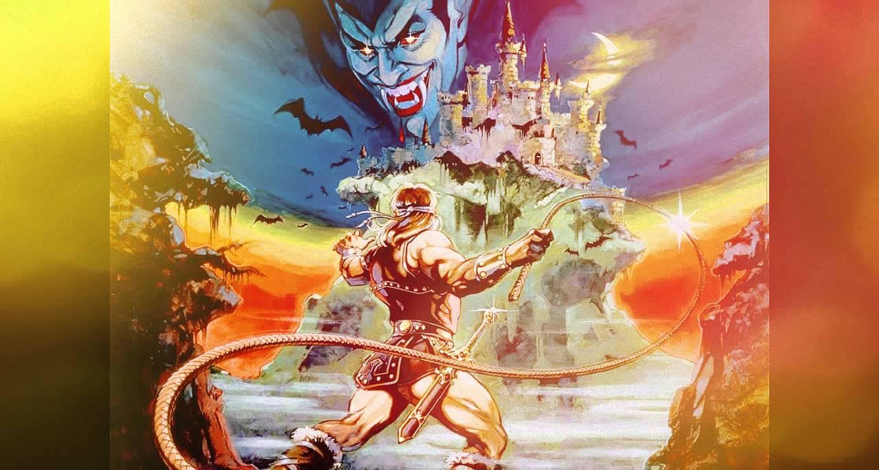 Castlevania vampire killer theme extended
