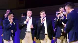 Video Attention (A Cappella Cover) - The Virginia Gentlemen download MP3, 3GP, MP4, WEBM, AVI, FLV Juli 2018