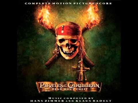 POTC2 Soundtrack 17: Davy Jones Plays His Organ