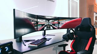 The BEST 4K UltraWide Gaming SETUP for 2020!