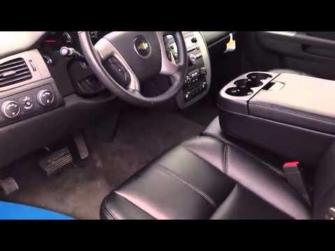 Chevrolet Tahoe Ls Auto Passenger Youtube