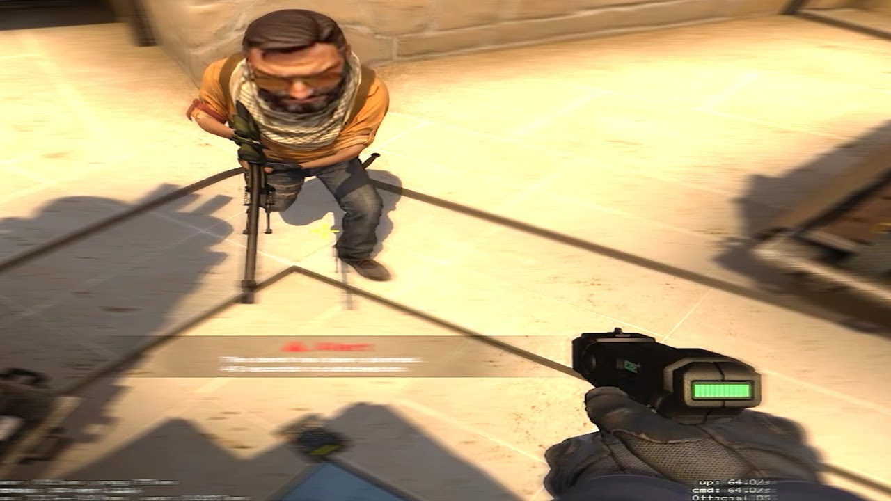 CS:GO Smurfing But I Can't Release W