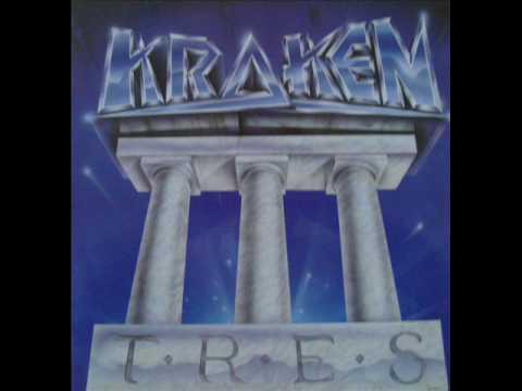Kraken - Frágil al viento (Live)