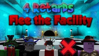 4 Retards Play FTF with Thanos | ROBLOX - Flee the Facility #05