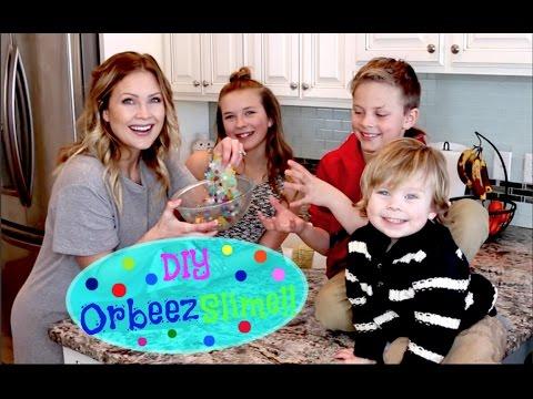 DIY Orbeez Slime!!