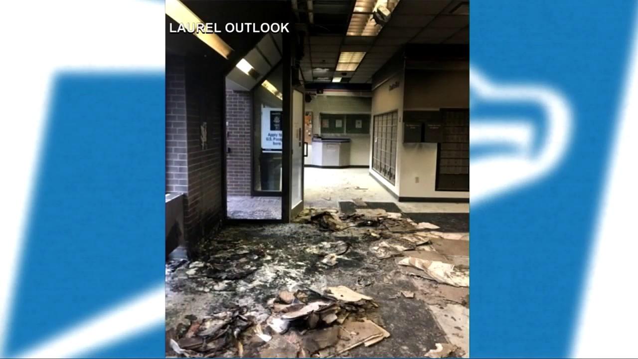 13-year-old boy arrested on suspicion of arson at Laurel