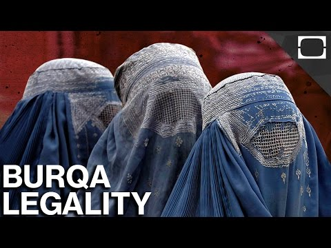 Why Burqas Are Illegal In Some Countries