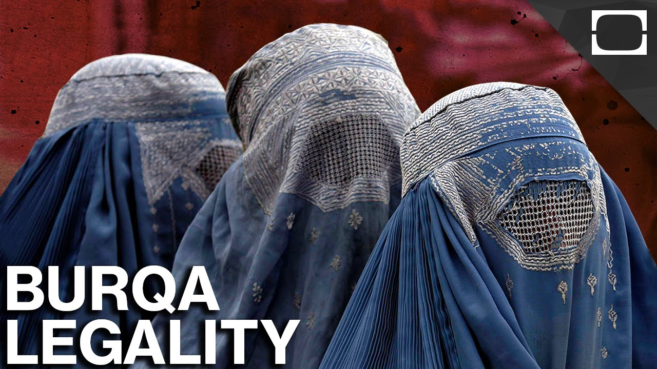 Who was the inventor of the burqa?