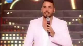 Tal El Sahar - Rami Ayach (live) Star Academy 8 Lebanon Prime 3