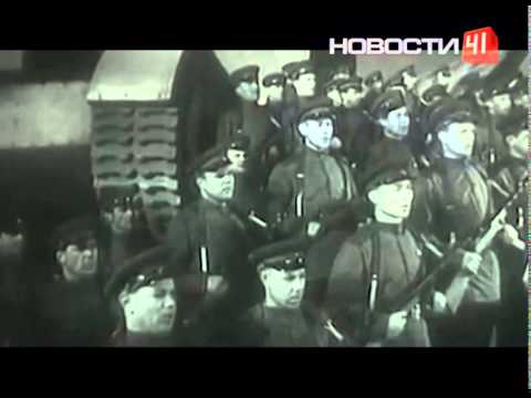 Армейские песни - В лесу прифронтовом - Текст песни