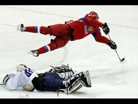 Состав сборной России по хоккею сшайбой на кубок мира 2016