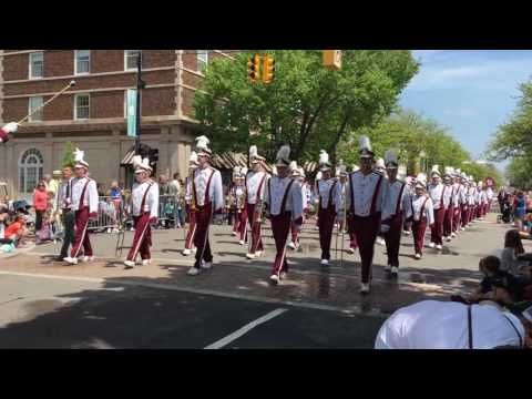Holland Christian High School Marching Band