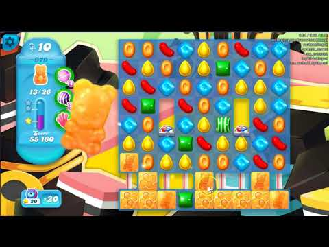 Candy Crush Soda Saga Level 979