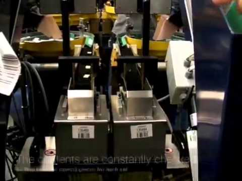 Exclusive look inside the Lego Factory [Part 3]