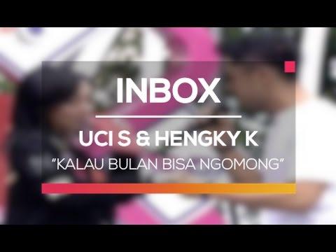 Uci Sucita dan Hengky Kurniawan - Kalau Bulan Bisa Ngomong (Live on Inbox)