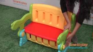 Sit N Munch Storage Bench From Fisher-price