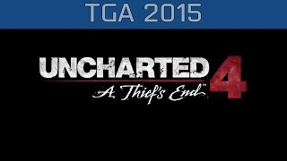 Uncharted 4: A Thief's End - The Game Awards 2015 Trailer [HD 1080P]