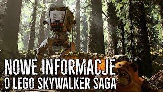 NOWE informacje o LEGO SKYWALKER SAGA