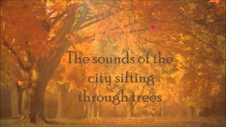 Old Friends Lyrics [HD] - Simon & Garfunkel.