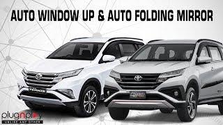 Video Pemasangan Auto Window Up & Spion Lipat Rush / Terios 2018 download MP3, 3GP, MP4, WEBM, AVI, FLV Juni 2018
