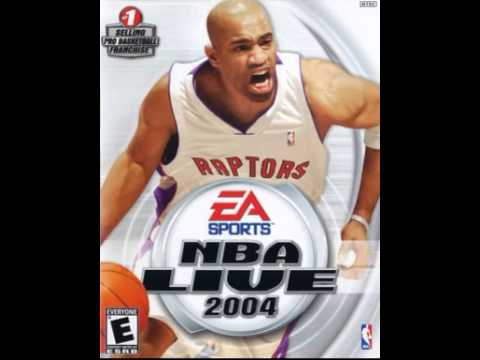 NBA LIVE 2004   The Game  Can't Stop Me