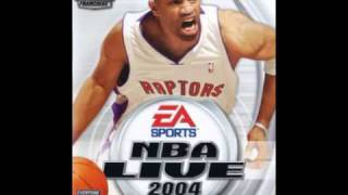 NBA LIVE 2004 Soundtrack - The Game - Can't Stop Me