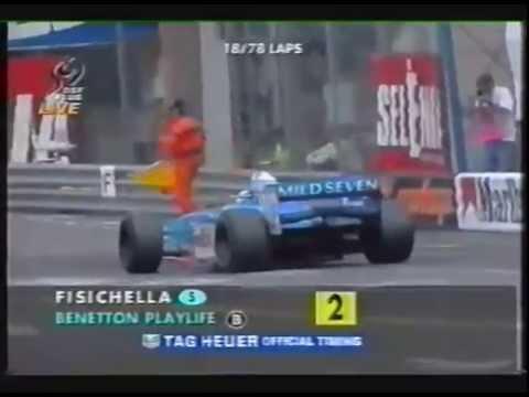 Formel 1 1998 Rennen 06 Monaco