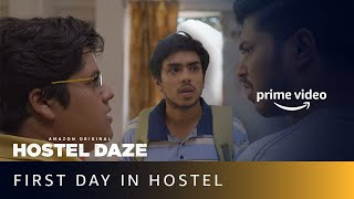 Hostel Daze | TVFs Latest Show | Binge Now on Amazon Prime Video