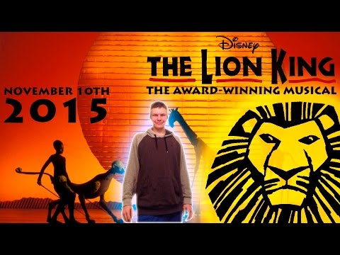 Disney's THE LION KING: The Broadway Musical - Review
