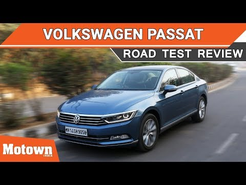 New Volkswagen Passat road test review