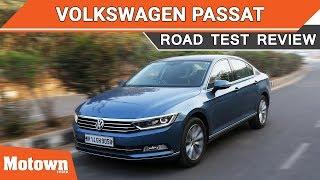 New Volkswagen Passat road test review