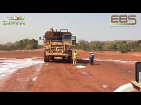 Syama Mine Airstrip Upgrade