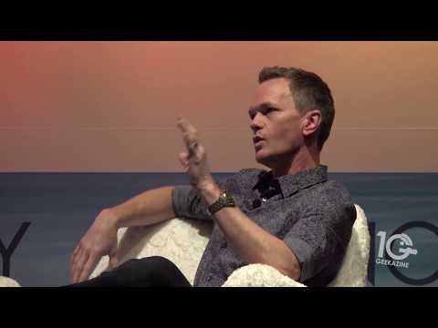 Conversation about IAm App with Neil Patrick Harris and Cody Willard with Ashwin Navin