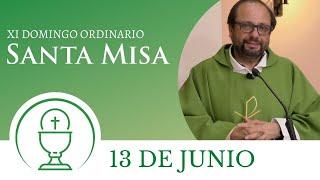 Santa Misa - Domingo 13 de Junio 2021