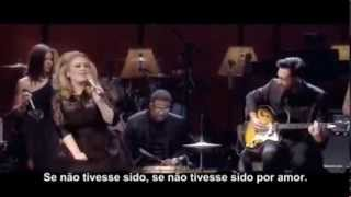 Adele   If It Hadn't Been For Love DVD Legendado PT BR