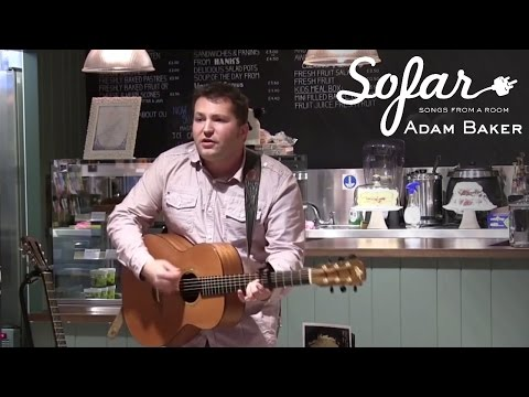 Adam Baker - Carry You | Sofar Edinburgh